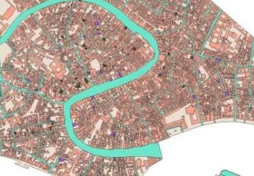 2006 Il sistema informativo per la diagnostica dell'edilizia veneziana