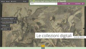 Le collezioni digitali degli istituti culturali napoletani