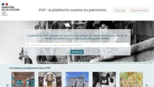 Le collezioni digitali del patrimonio culturale francese