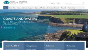 Il patrimonio culturale e ambientale della Scozia