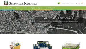 Il geoportale nazionale italiano