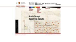 Archivio digitale Carlo Scarpa