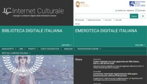 Cataloghi e collezioni digitali delle biblioteche italiane