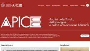 Archivi della parola, dell'immagine e della comunicazione