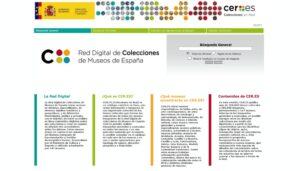 Contenuti digitali dalle collezioni dei musei spagnoli