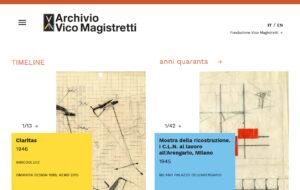 Archivio Vico Magistretti