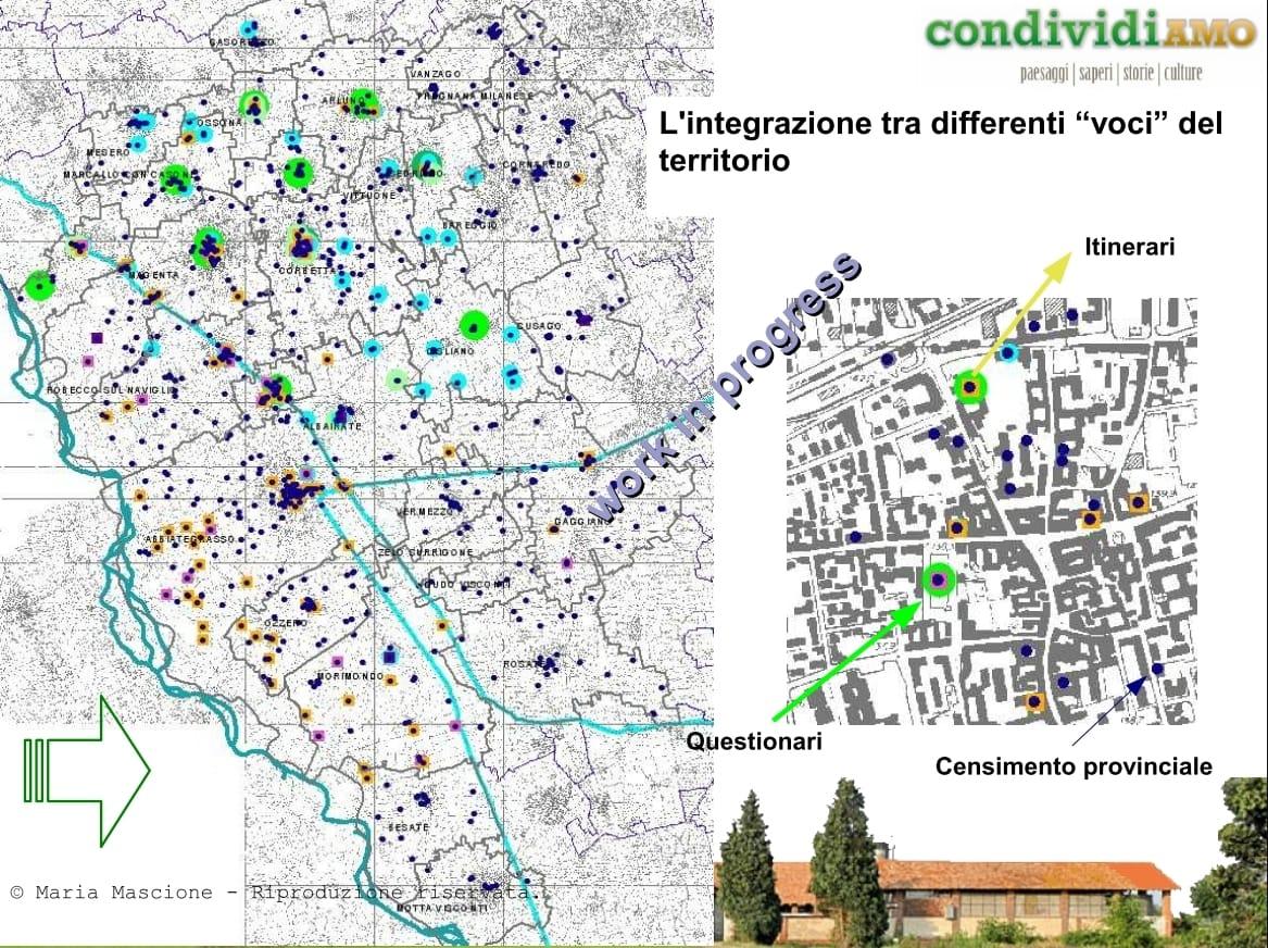 2012 Il patrimonio conoscitivo esistente: la banca dati SirBeC