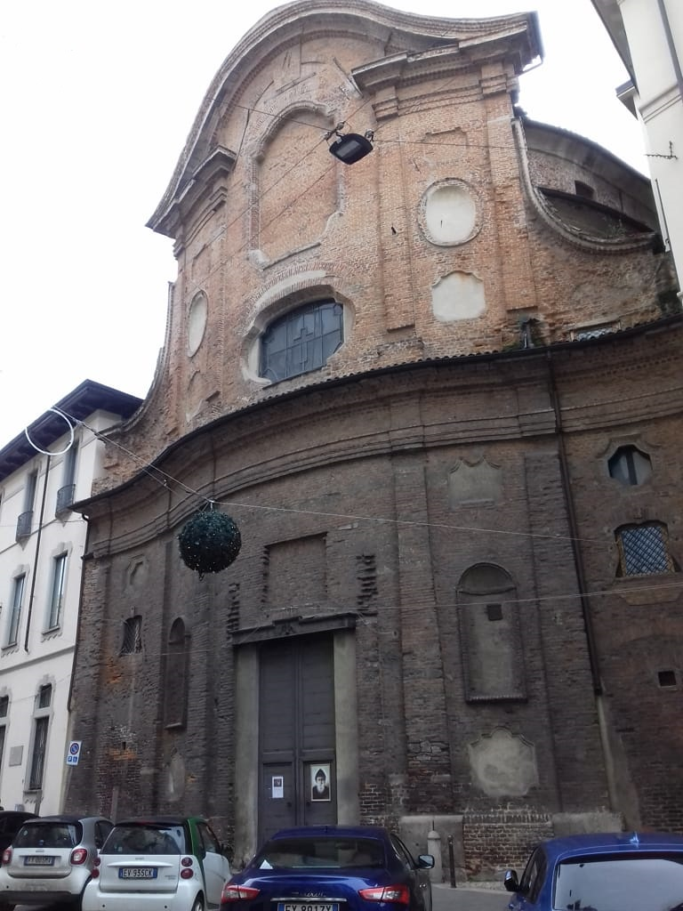 2019-2020 Le vicende costruttive della chiesa di S. Maria della Salute in Milano
